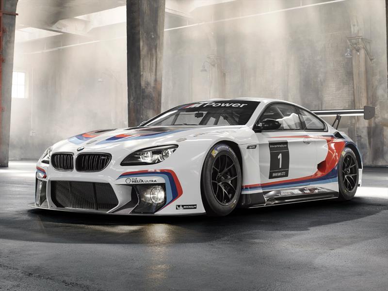 BMW M6 GT3, listo para las pistas