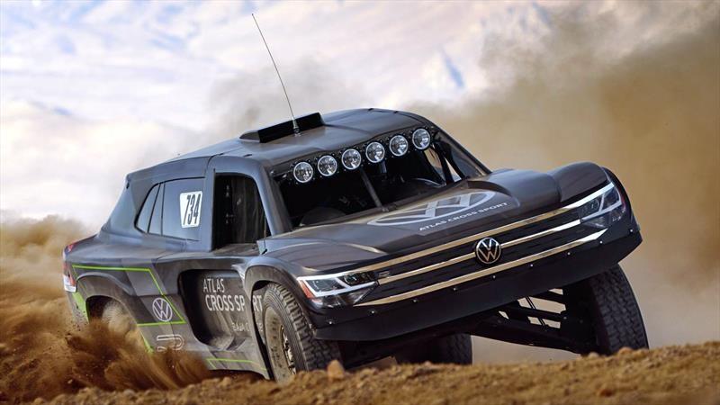 Volkswagen vuelve a la Baja 1000 con el Atlas Cross Sport R