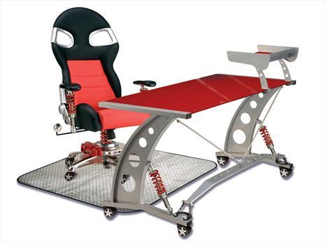 Muebles De Oficina Con Estilo De F1