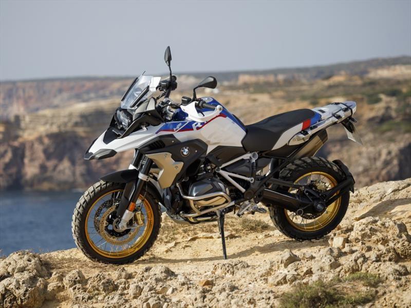 BMW Motorrad destapa a las nuevas R 1250 GS y Adventure