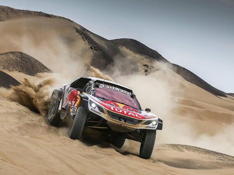 Dakar 2018: segunda etapa