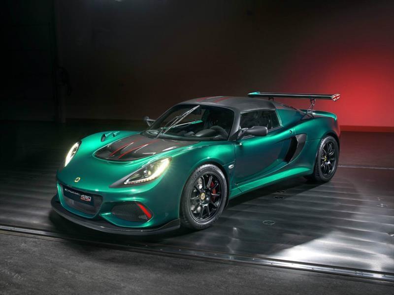 Lotus Exige Cup 430 ofrece más de 400 hp
