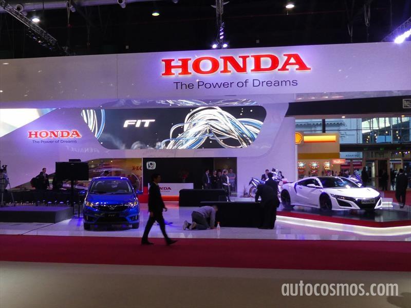 Honda vuelve al ataque en el Salón de Buenos Aires 2017
