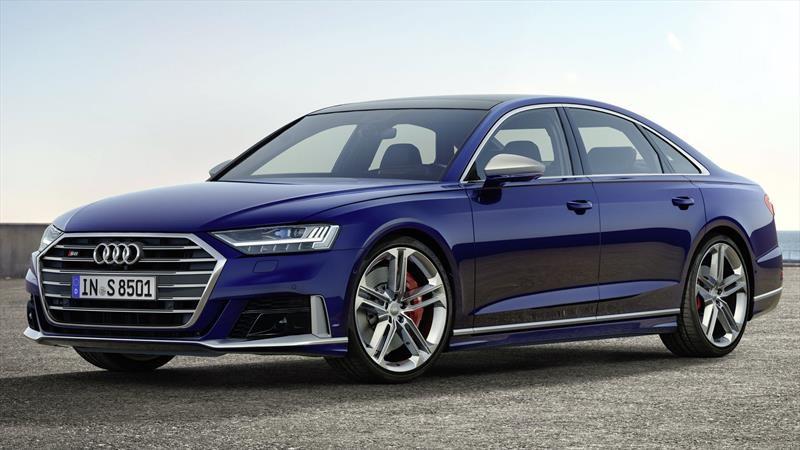Audi S8 2020, el sedán deportivo
