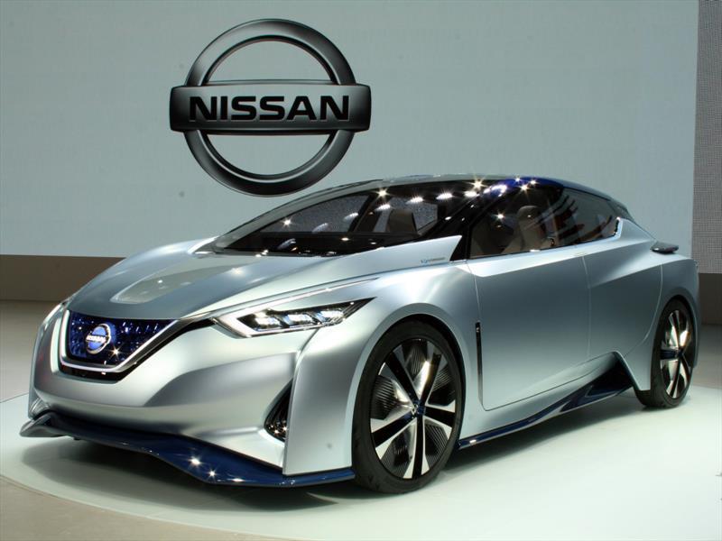 Nissan IDS Concept, el auto del mañana