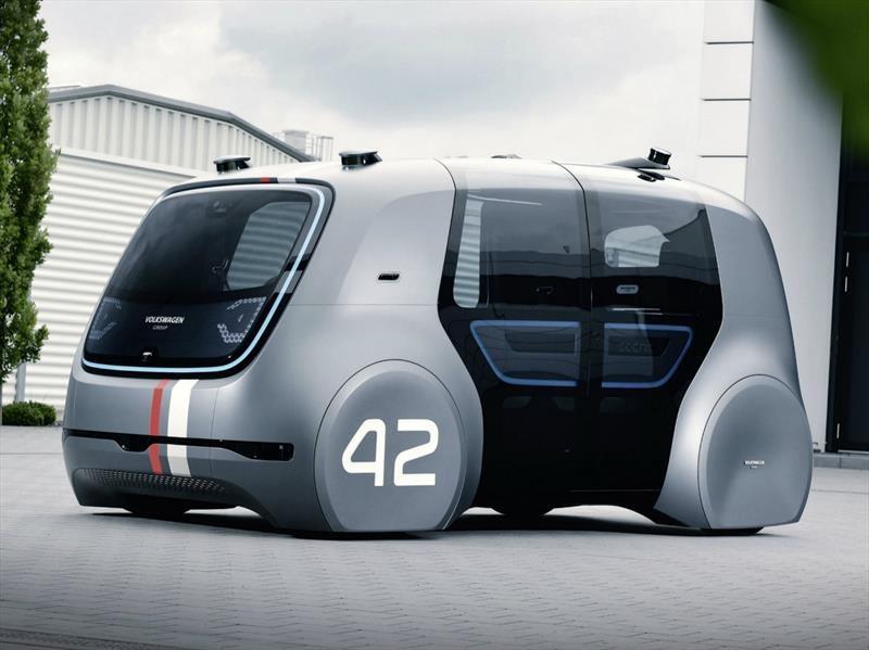 Volkswagen SEDRIC debuta