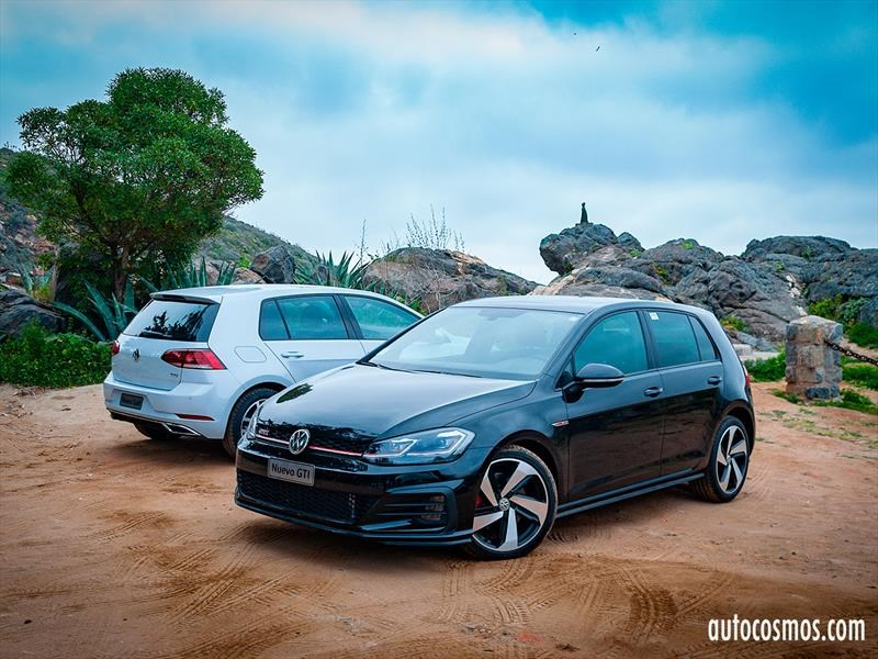 Volkswagen Golf y GTI MK7 2018 se relanzan con lavado de cara en Chile