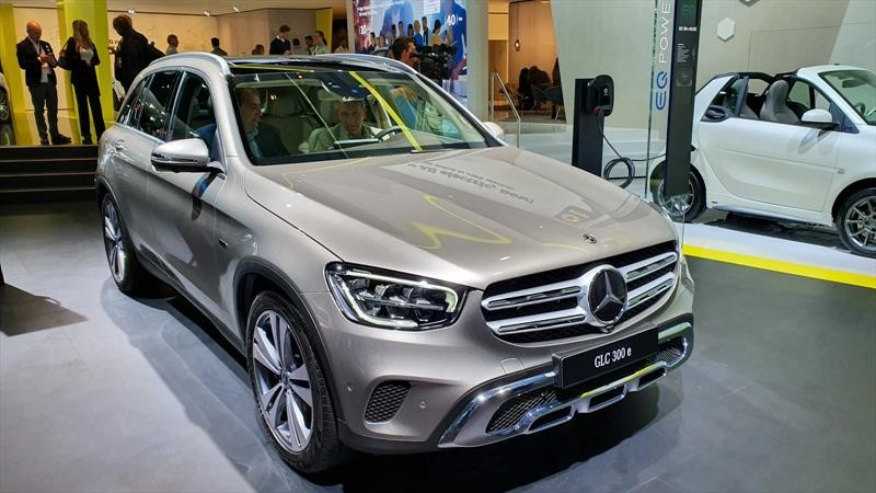 Mercedes-Benz GLC 300 e y GLE 350 2020 son las nuevas opciones hybrid plug-in
