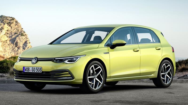 Volkswagen Golf 8 evoluciona en diseño, tecnología y eficiencia