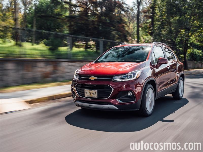 Chevrolet Trax 2017 A Prueba Autocosmos