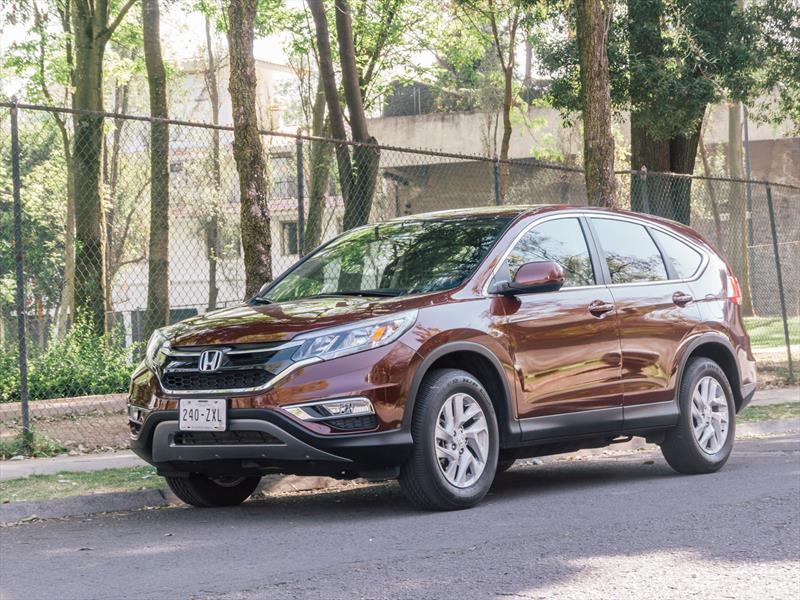 Honda CR-V 2015 a prueba