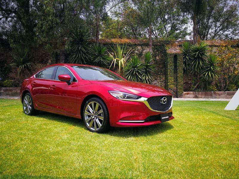 Mazda 6 2019 llega a México desde $395,900 pesos