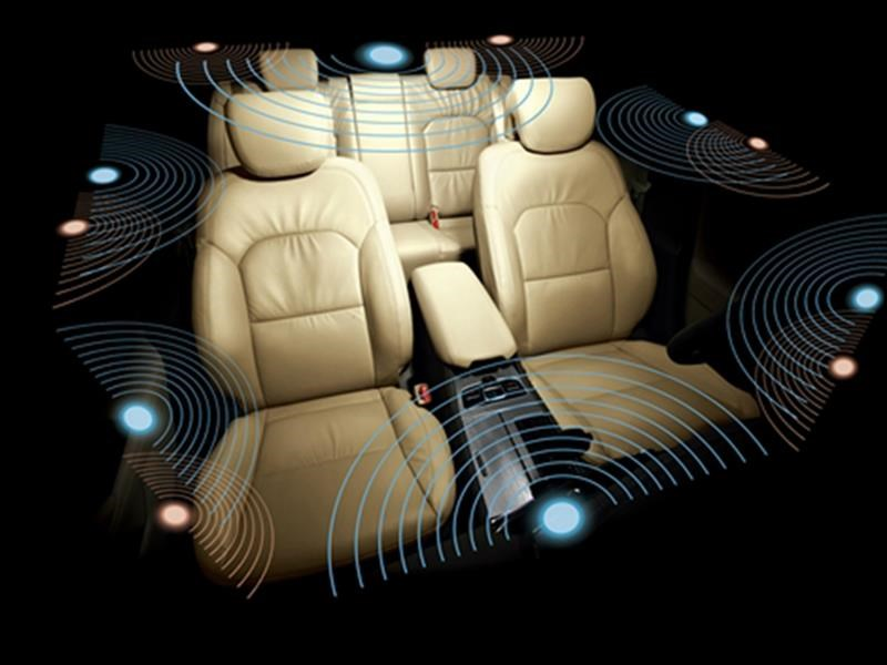 KIA crea sistemas para reducir el ruido exterior en los carros