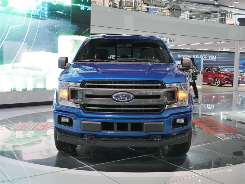 Ford F-150 2018, minúsculas pero atinadas mejoras