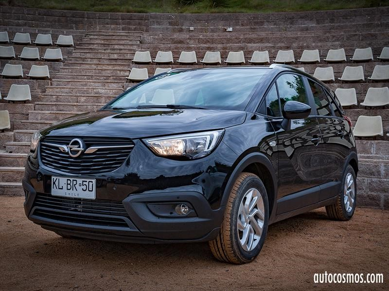 Probando el Opel Crossland X 2018