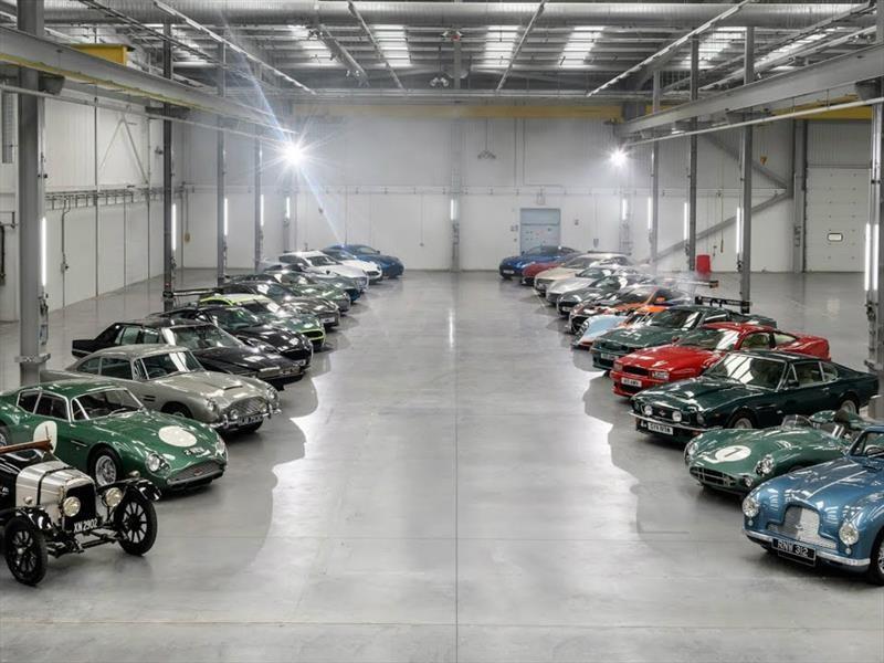 Los mejores Aston Martin de la historia