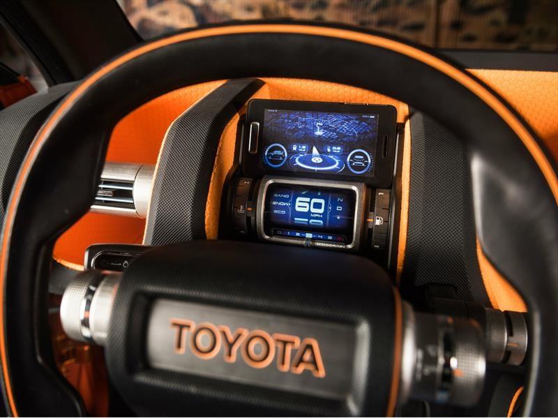 Toyota e Intel crean una empresa para el desarrollo de vehículos autónomos