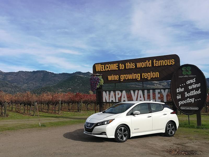 Primer contacto con el Nissan LEAF 2018