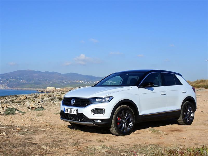 Probamos la nueva Volkswagen T-Roc en Portugal
