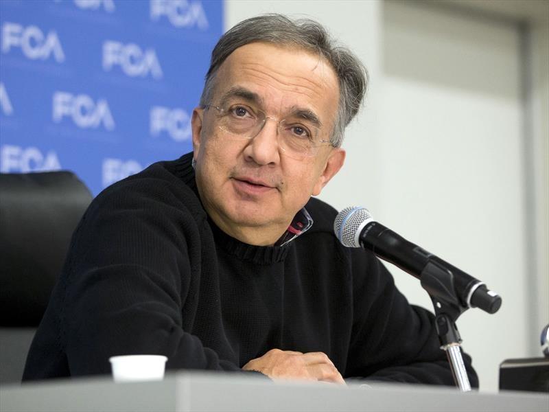 Sergio Marchionne habló de todo en el NAIAS