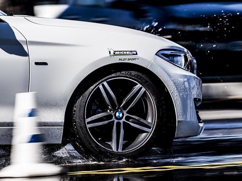 Michelin es el neumático oficial de BMW en sus futuros Driving Experience y Track Days