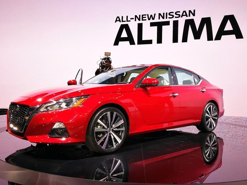Nissan Altima 2019, la nueva generación