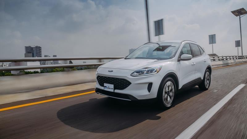 Ford Escape 2020 a prueba, híbrida y llena de equipamiento de seguridad