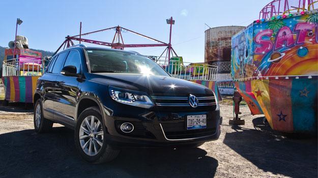 Test de Volkswagen Tiguan Track & Fun 4Motion 2012