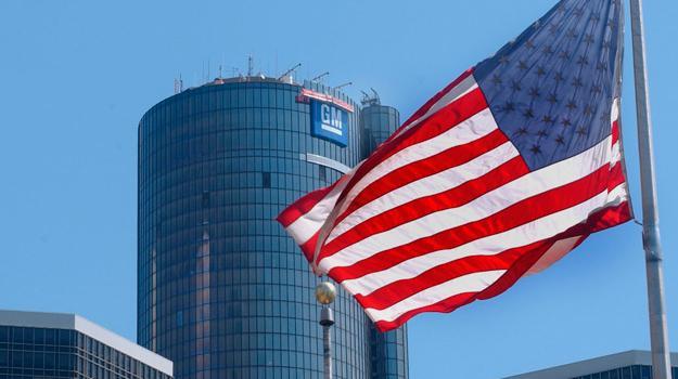 Chrysler, Ford y GM aumentan su presencia en el mercado estadounidense
