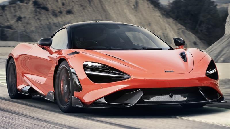 McLaren 765LT 2021:más ligero, más potente, más atractivo
