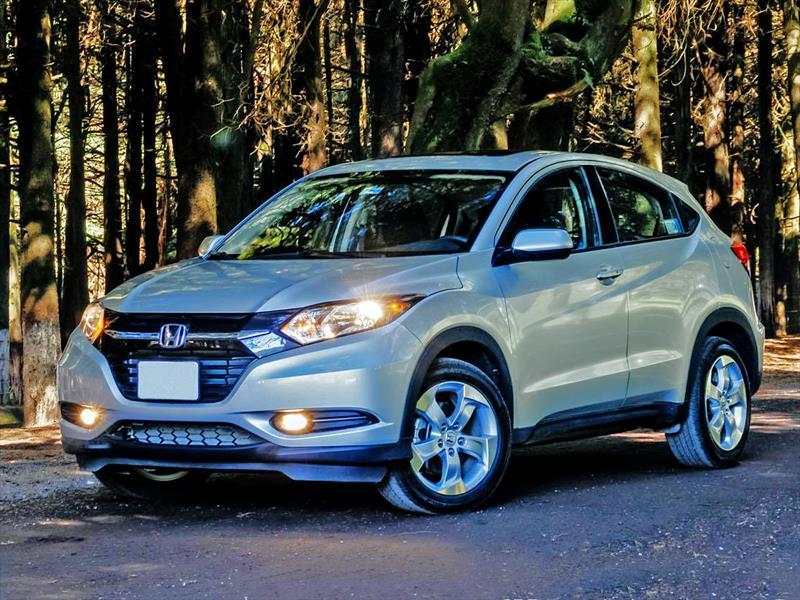 Honda HR-V 2016: Ya está disponible en Chile