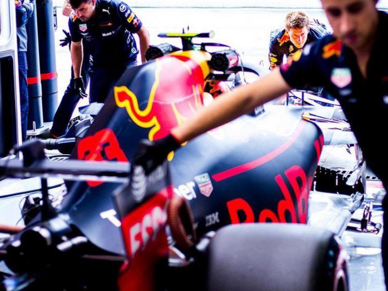 Red Bull Racing quiere abandonar la F1