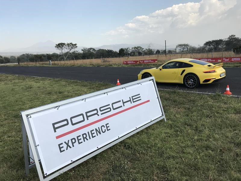 Así se vive el Porsche Driving Experience Guatemala 2018