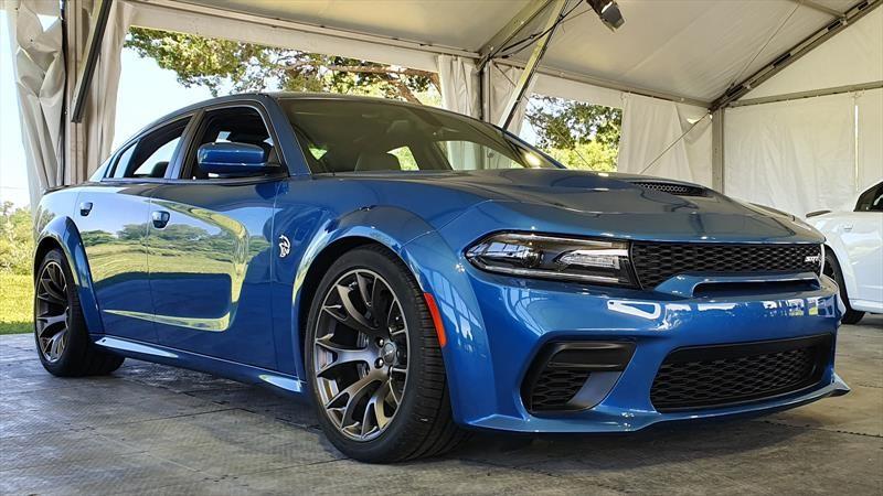 Dodge Charger SRT Hellcat Widebody 2020 se pone más voluptuoso