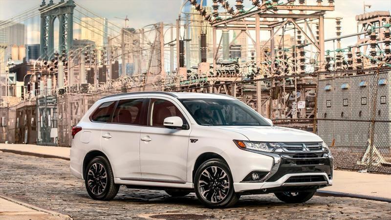 Mitsubishi Outlander PHEV 2019 llega a México la exitosa SUV híbrida enchufable