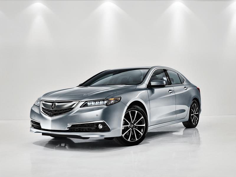 Acura TLX 2015 llega a México desde $515,000 pesos