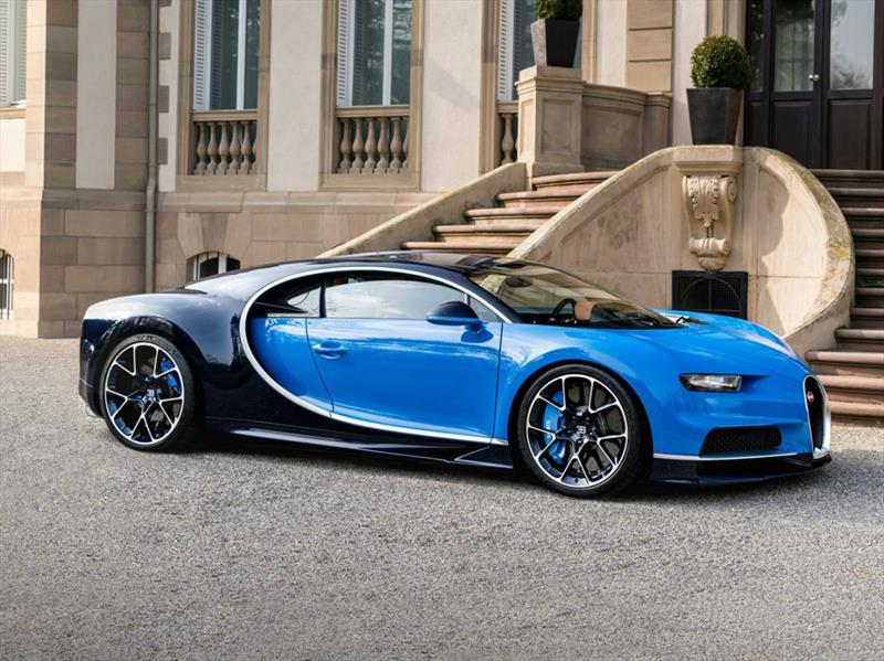 13 cosas que hay que saber del Bugatti Chiron