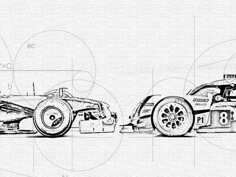 Las diferencias entre un auto del WEC y un auto de la Fórmula 1