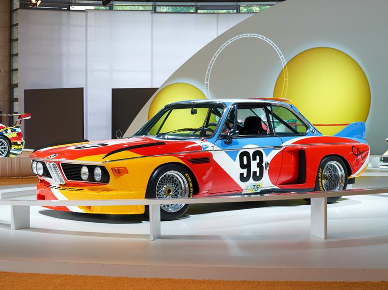 BMW Art Car Collection celebra 40 años de su primera obra de arte