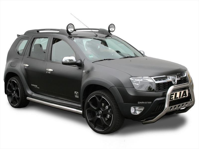Dacia Duster modificado por Elia