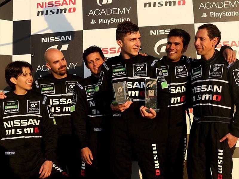 Mexicano se corona campeón del Nissan GT Academy Internacional 2016