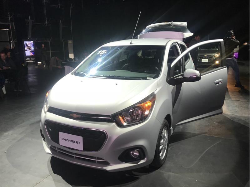 Chevrolet Spark GT, nuevo look y más tecnología