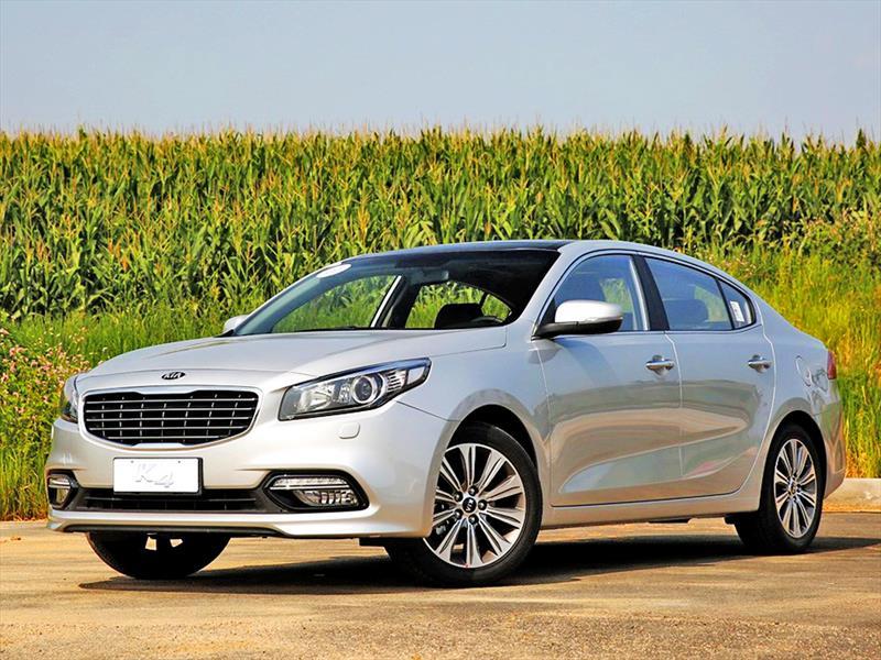 Kia presenta el nuevo K4: Exclusivo para China
