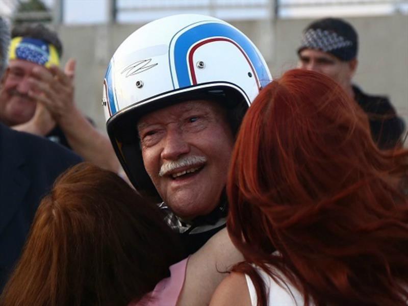 Conductores brasileños hacen su último viaje a bordo de un Nissan GT-R