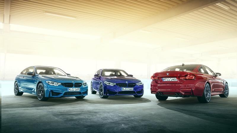 M4 M Heritage Coupe 2020 rinde homenaje a su creador BMW M
