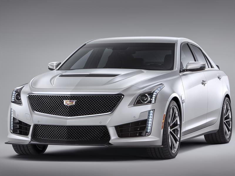 Cadillac CTS-V 2016 con 640 hp alcanza las 200 mph