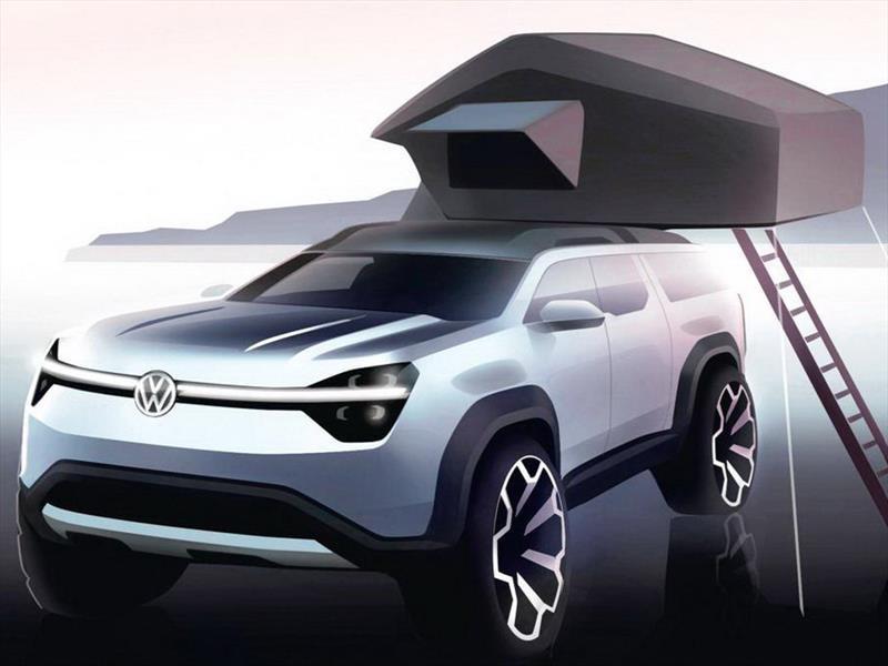 Volkswagen podría crear en un SUV eléctrico para competir contra el Jeep Wrangler