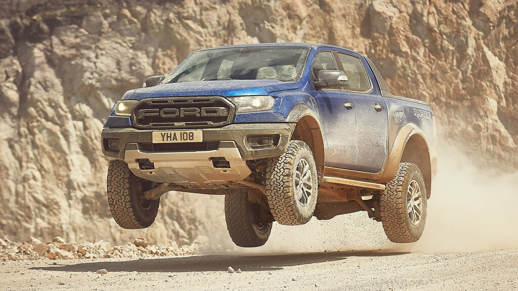 Ford Ranger Raptor La Camioneta Mas Deseada Al Fin Debuta En Chile