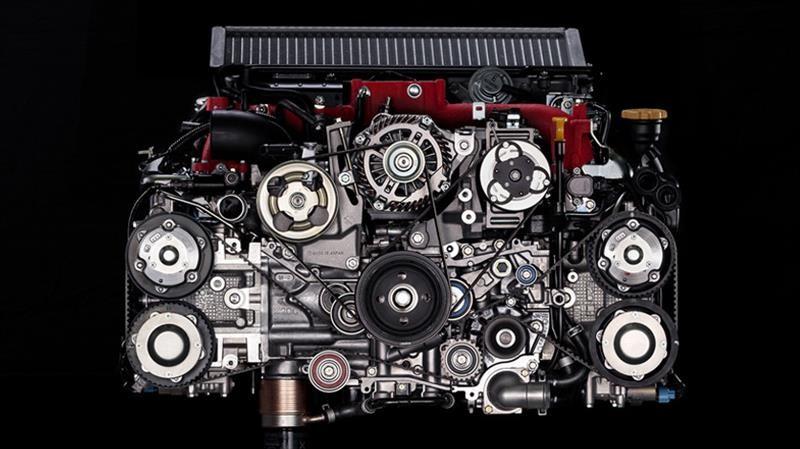 Subaru despide a su histórico motor EJ20