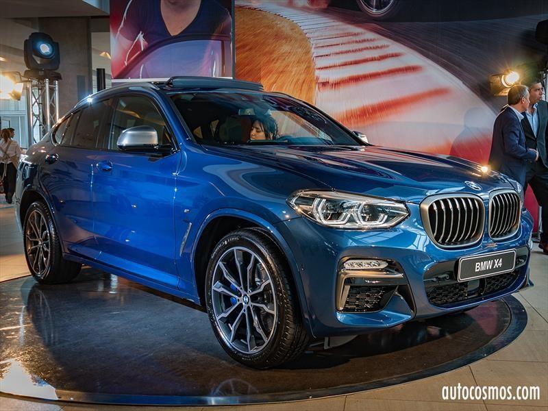 BMW X4 2019, el capricho alemán pisa suelo nacional